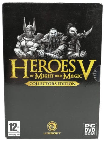 Heroes of might and magic - PC