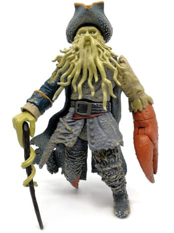 pirates of the caribbean davy jones