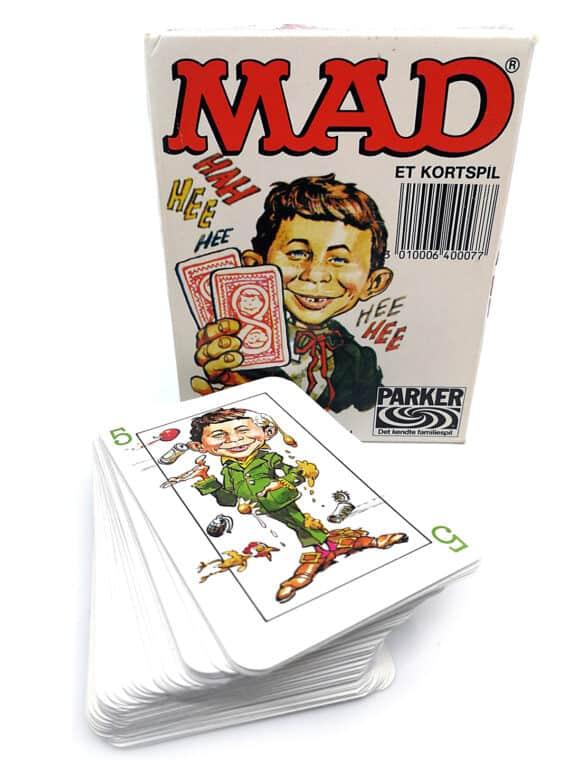 MAD et kortspil