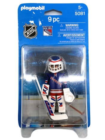 Playmobil NHL målmand