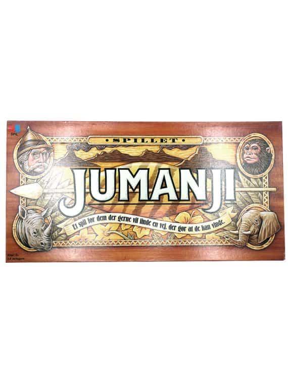 Jumanji er en amerikansk fantasy film instrueret af Joe Johnston