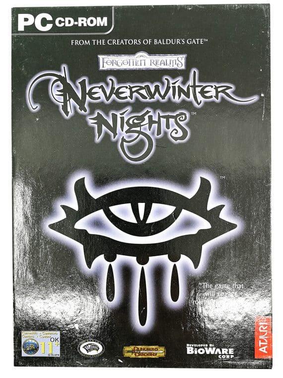 Neverwinter nights - Forgotten realms. Atari.