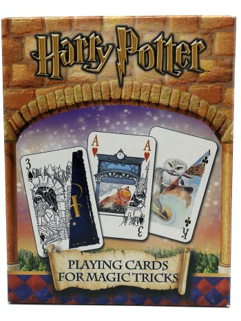 Harry Potter - Playing card for magic tricks