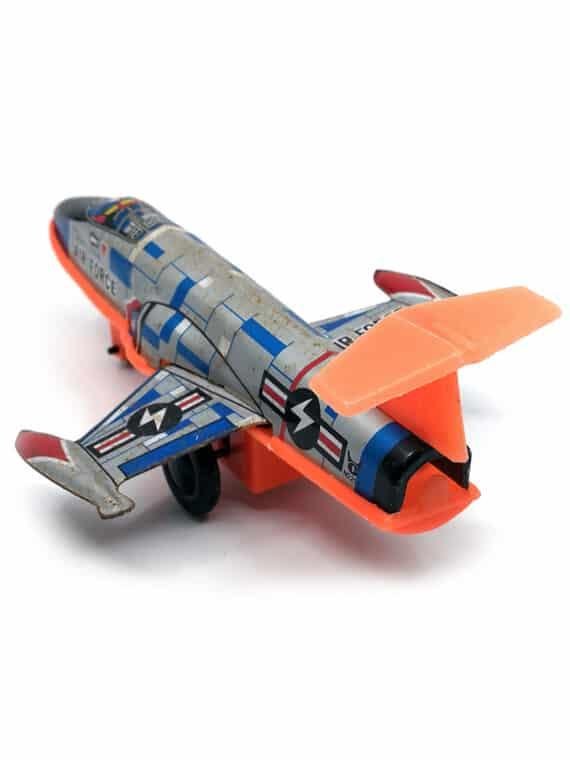 Air force - Blikflyver