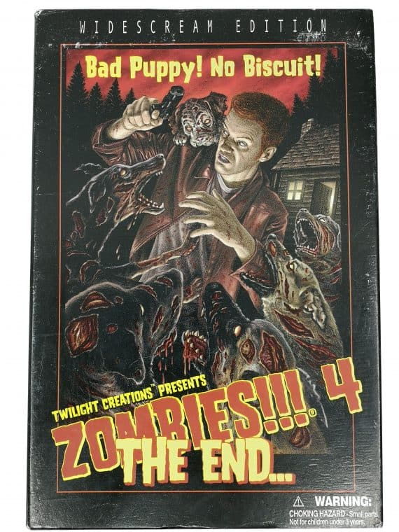 Zombies!!! 4 - The end