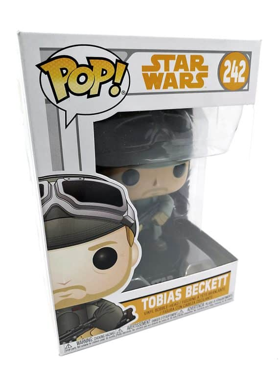 Tobias Beckett - Star wars - Funko pop!