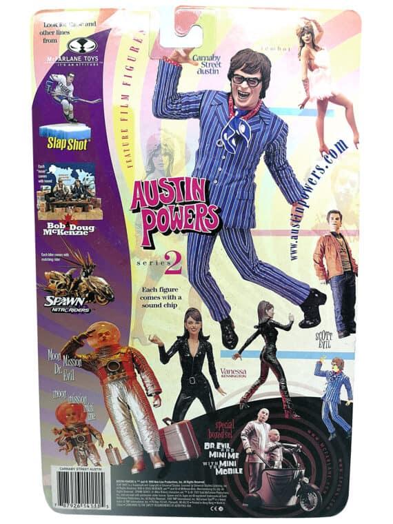 Austin Powers - Feature film figures