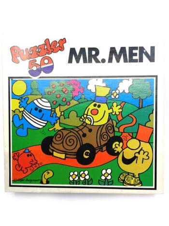 Mr. Men puslespil