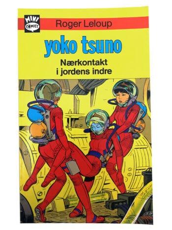 Yoko Tsuno - Nærkontakt i jordens indre - Mini comics