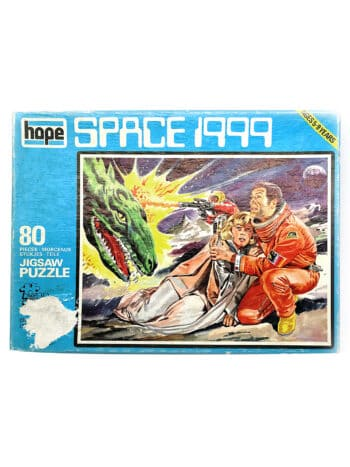 Space 1999 - Puslespil