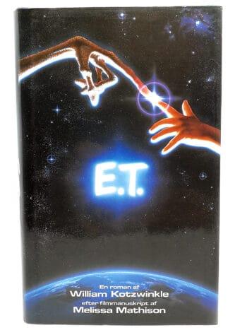 E.T roman