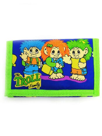 The Troll family pung