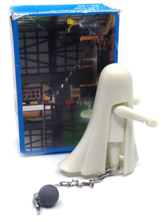 Playmobil spøgelse