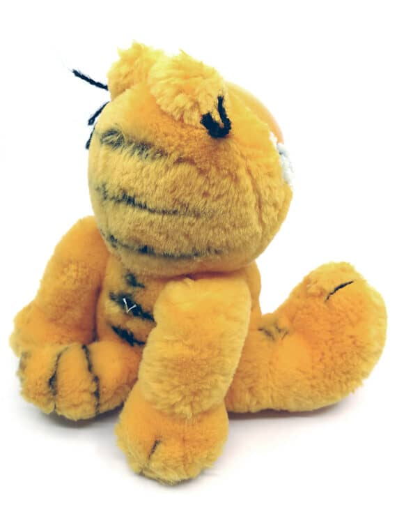 Garfield bamse