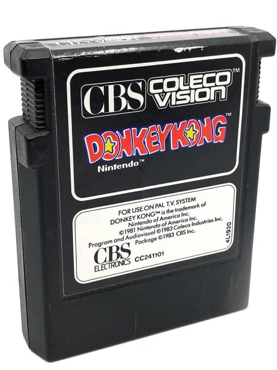 Donkey Kong - CBS colecovision