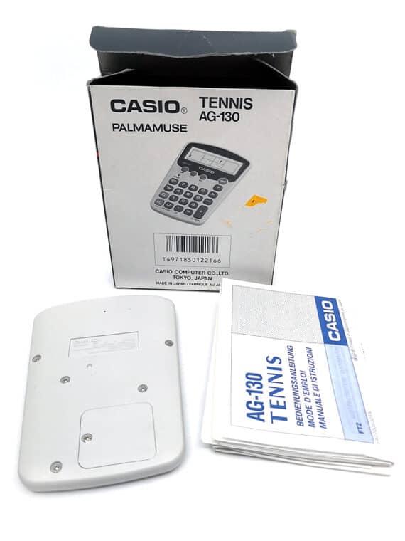 Casio game and calculator