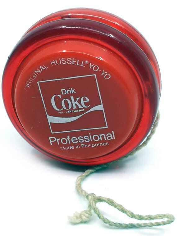 Russel Coca-cola Yoyo