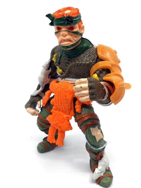 Rat King - Teenage Mutant Ninja Turtles