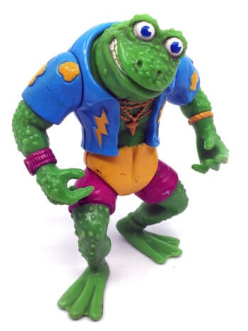 Genghis Frog - Teenage Mutant Ninja Turtles
