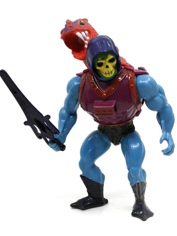 Dragon Blaster Skeletor - Masters of the universe