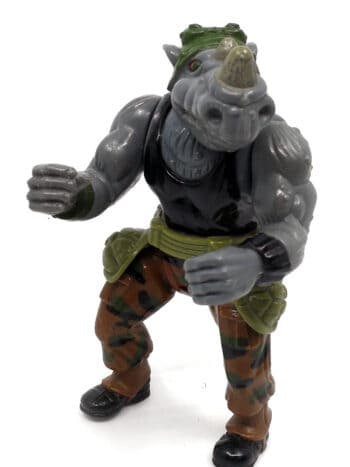 Rocksteady - Teenage Mutant Ninja Turtles - 1988