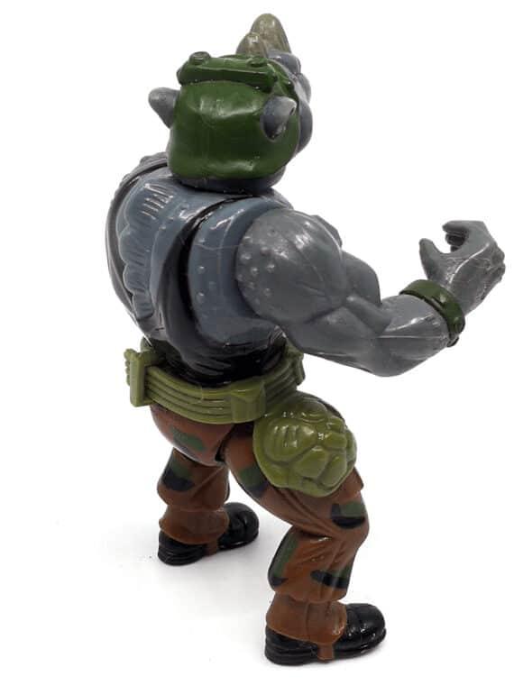 Rocksteady - Teenage Mutant Ninja Turtles - 1988