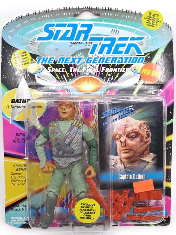 Captain Dathon - Star Trek