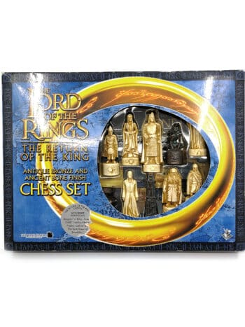 Lord of the rings - Chess set