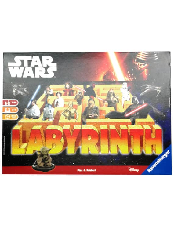Star Wars - Labyrinth