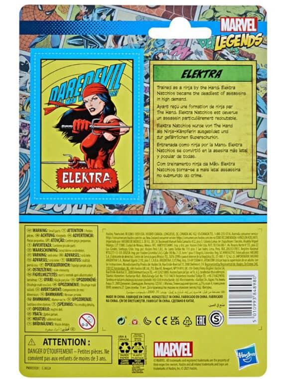 Elektra - Marvel Legends