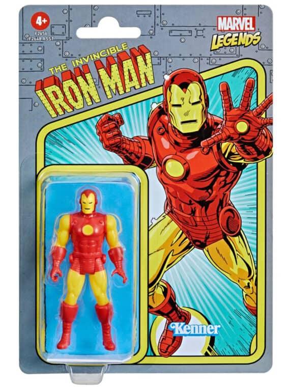 Iron Man - Marvel Legends