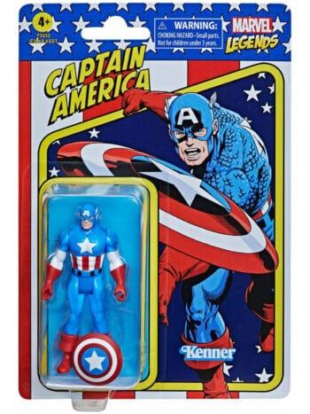 Captain America - Marvel Legends