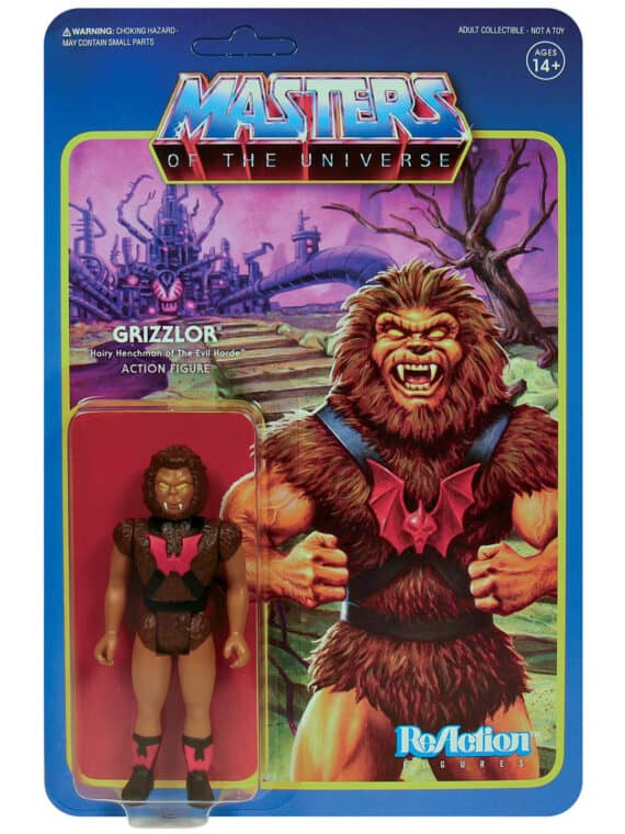 Grizzlor - Masters of the Universe