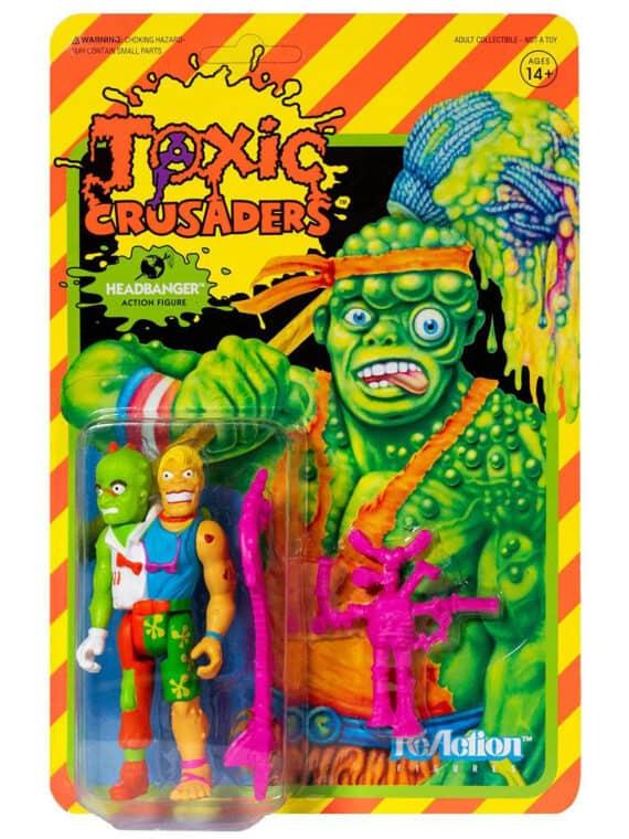 Headbanger - Toxic Crusaders