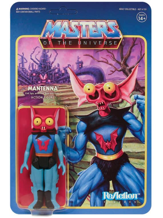 Mantenna - Masters of the Universe
