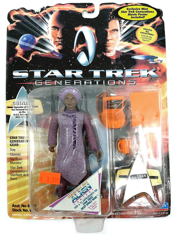 Guinan - Star Trek