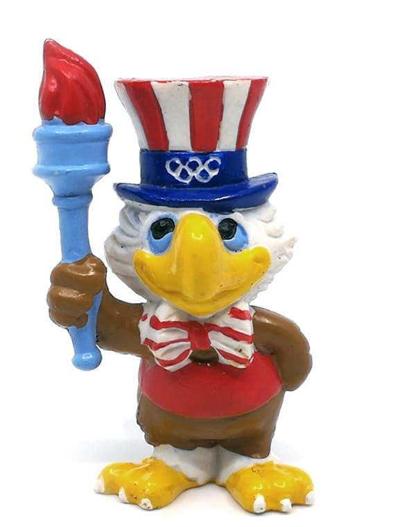 Sam the Olympic Eagle