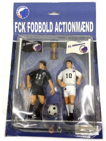 FCK fodbold actionmænd