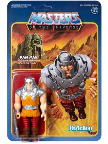 Ram Man - Masters of the Universe