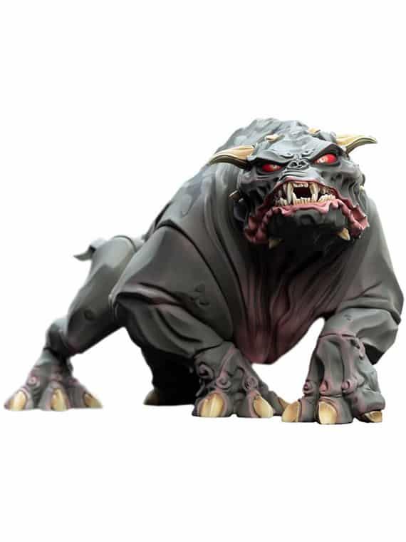 Zuul (Terror Dog) - Ghostbusters