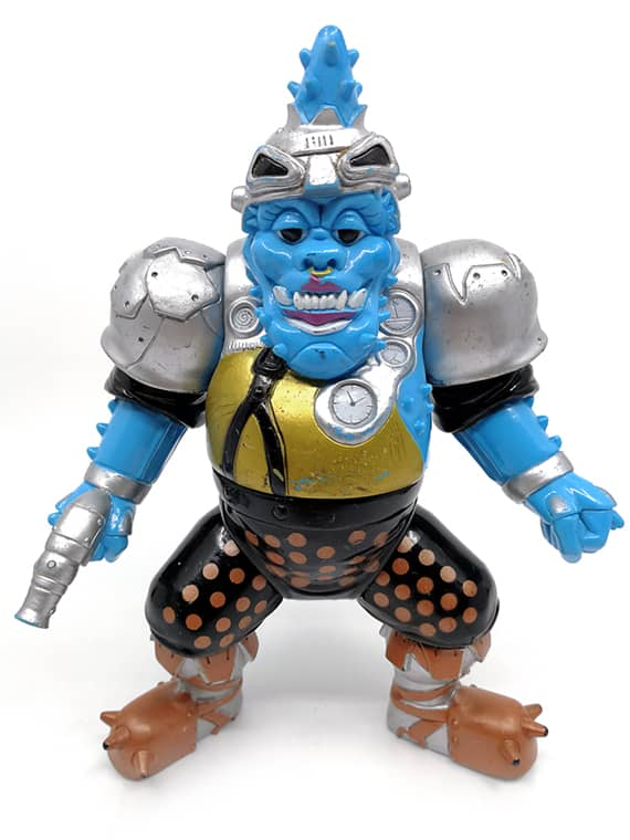 SQUAT - Mighty Morphin Power Rangers