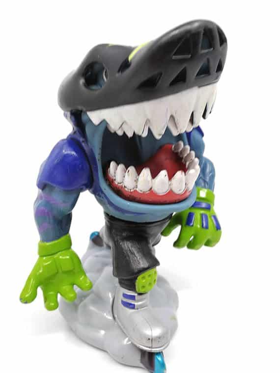 Street sharks - Streex med hjelm