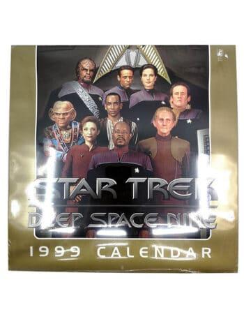 Star Trek - Deep space nine - 1999 Kalender